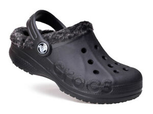 Crocs Baya Heathered Lined Clog Kinder 16171-060