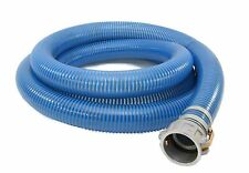 "3"" ID LOW-TEMP PVC WATER SUCTION HOSE ASSEMBLY - 25 FT"
