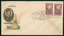 Mayfairstamps Philippines FDC 1962 Dr Jose Rizal Block First Day Cover wwr_03529