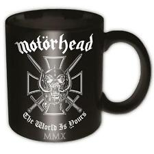 MOTORHEAD BOXED MUG Iron Cross