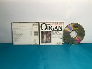 The instruments of classical Music : The Organ  Music cd
