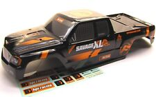 Savage XL FLUX HP BODY (GT-5 Gigante Truck Painted Cover Shell 113333 HPI 112609