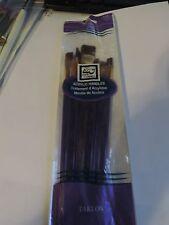 Loew Cornell Acrylic Handles Taklon Paint Brush Artist Set- 6 pack # 2123