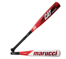 "Marucci CAT Composite  32""/27 oz 2 3/4"" Senior League Baseball Bat -5"