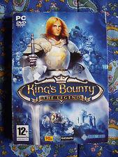 King's Bounty The Legend -  Completo - Buen estado - Caja de Cartón - PC