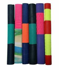 Cricket Bat Grip Pack of 6 Multi colours good quality Us