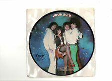 "LIQUID GOLD.MR.GROOVY / C'MON AND DANCE.UK ORIG 7"" PICTURE DISC.EX"