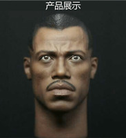 1:6 Scale Blade Warrior Wesley Snipes Male Head Sculpt F 12'' HT Body
