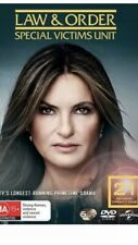 Law And Order SVU - Special Victims Unit : Season 21 - Brand New Sealed Region 4