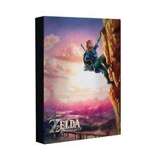 Nintendo The Legend Of Zelda Breath of The Wild Luminart - Light up Canvas Light