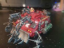 40k Chaos Space Marine Predator (Dark Mechanicus Conversion)