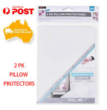 48 X Pillow Protectors | Bedding Bed Linen Dust Pollen Protection Machine Wash