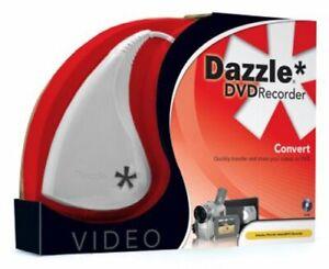 Dazzle DVD Recorder Convert VHS Tape to DVD Videos.