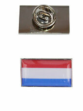 Netherlands Flag Tie Pin with free organza pouch