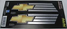 2 CHEVY BOW TIE DECALS AUTO TRUCK CAR CHEVROLET STICKERS ACCESSORIES D0050