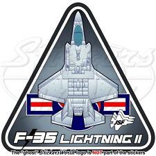 F-35 LIGHTNING II South Korea Lockheed F-35A JSF S.Korean AirForce ROKAF Sticker