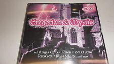 CD  Gregorian & Mystic von Variuos Artists  - Doppel-CD