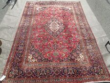 Antique Persian Oriental Room Size Rug / Carpet 6.2 x 9.6 Great Buy_Old Rug