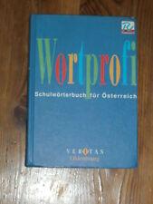 Wortprofi: Schulwörterbuch für Österreich, Veritas-Verlag