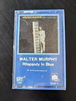 Walter Murphy - Rhapsody In Blue (Private Stock) Cassette Tape *NEW