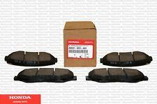 Genuine Honda OEM Front Brake Pad Kit Fits: 2002-2016 CR-V & Element