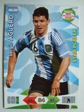 Cartes de football argentins