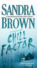 Chill Factor Sandra Brown 2006 pb NEW FROM SMOKE-FREE HOME Thriller!