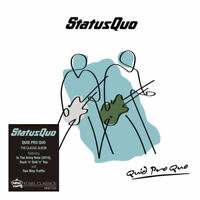 Status Quo : Quid Pro Quo CD (2015) ***NEW*** FREE Shipping, Save £s