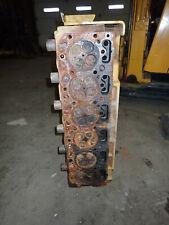 John Deere Diesel Engine 6068 68l Hf485 Cylinder Head R519581 Re553421 624k 755