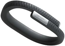 Jawbone UP Fitness Tracking Wristband Activity Tracker - Black Onyx (Medium) NEW