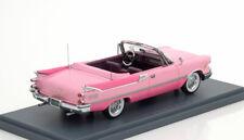 DODGE CUSTOM ROYAL LANCER CONVERTIBLE 1959 ROSE NEO 44092 1/43 RESINE PINK