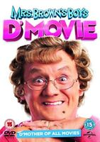 Mrs Brown's Boys D'Movie [DVD] [2014][Region 2]