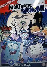 Nickelodeon Cartoons DVD (Halloween episodes, The Fairly Odd Parents, Hey Arnold