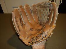 "Rawlings RBG100 Ken Griffey Jr. 10"" Leather Baseball Glove LHT Youth"