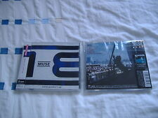 MUSE RANDOM 1-8 JAPANESE IMPORT 1ST PRINT VERSION CD EXCELLENT CONDITION! RARE!