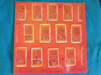 BIG DRILL CAR - Small Block - Vinyl LP US 1988 1st Press S/Sided