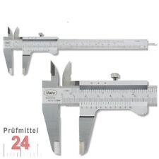 Mahr Taschen Messschieber 410040 150 mm / 0,05 mm Feststellschraube MarCal 16FN