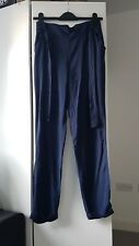 Light Navy Blue Dorothy Perkins Summer Trousers Size 8