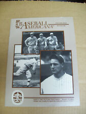 BASEBALL AMERICANA POSTCARD BOOK EDITION ONE  32 PICTURE POSTCARDS