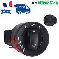 Interrupteur de phare Bouton de Feux Pour Audi A4 8E B6 2000-2007 8E0941531A