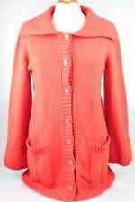 Hüftlange Damen-Strickjacken mit Vintage