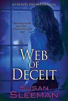Web of Deceit: By Sleeman, Susan