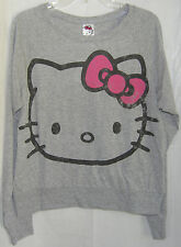 Hello Kitty T-Shirt Long Sleeve GREAT FOR SCHOOL FREE USA SHIPPING SMALL
