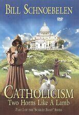 CATHOLICISM: Two Horns Like a Lamb - DVD by Bill Schnoebelen. **BRAND NEW**