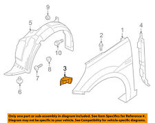HYUNDAI OEM 12-17 Accent-Fender Front Bracket Left 663171R300