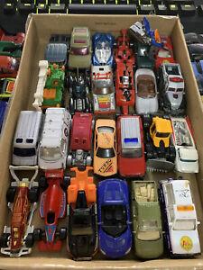 Diecast Toy Car Bundle Job Lot - Including Hot Wheels, Matchbox & More!