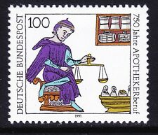 Germany 1620 MNH 1991 Pharmacy Profession - 750th Anniversary Issue Very Fine