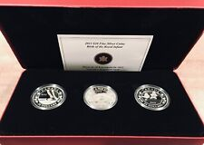 """New Listing2013 Canadian $20 Fine Silver Coins """"Birth Of The Royal Infant"""" With Ogp & Coa"""