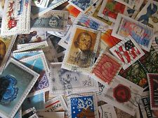 BIG LOT OF 500 USED/CANCELLED U.S. POSTAGE STAMPS BULK With FREE SHIPPING
