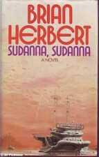 Brian Herbert SUDANNA, SUDANNA 1st Ed. HC Book